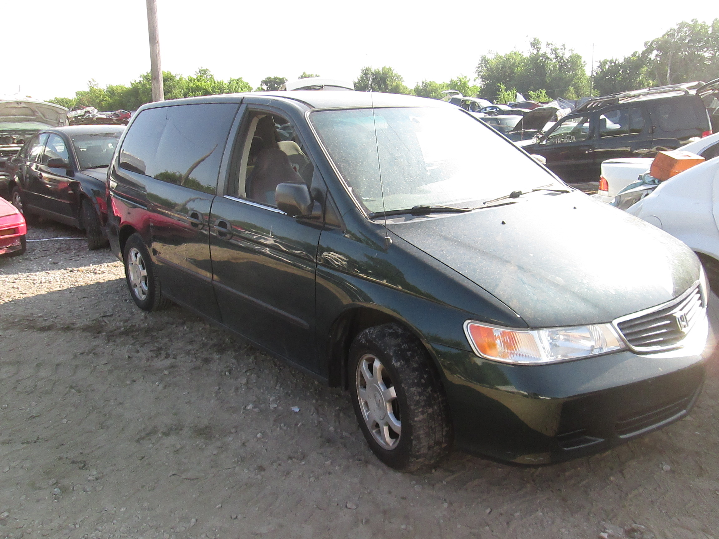 Auto Salvage Tulsa >> USED CAR PART'S TULSA | 6 HONDA'S NEW IN STOCK.